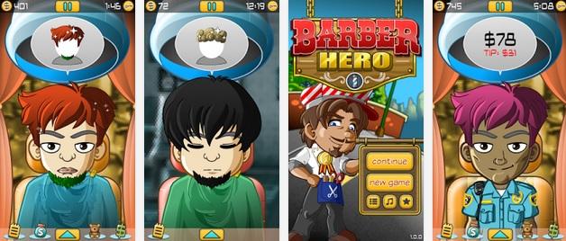 Barber Hero Screenshots