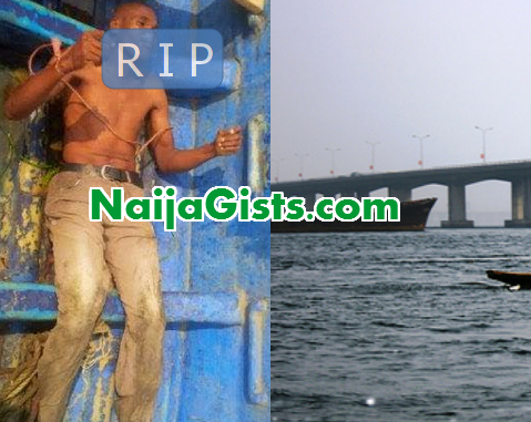 man jumps lagos lagoon