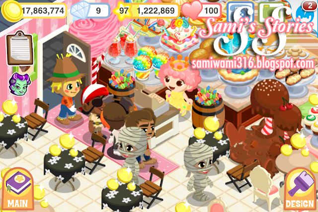 bakery story halloween edition
