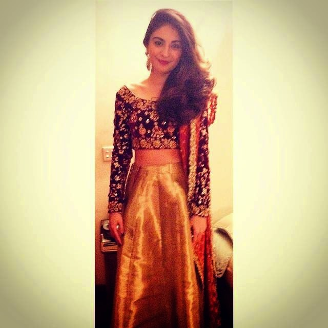 Maheen Karim bridal wear