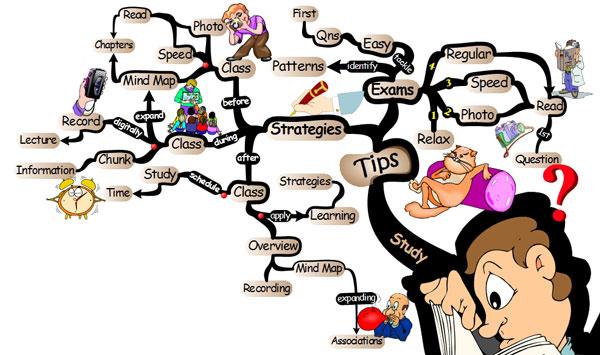 estrategias de habitos de estudio:
