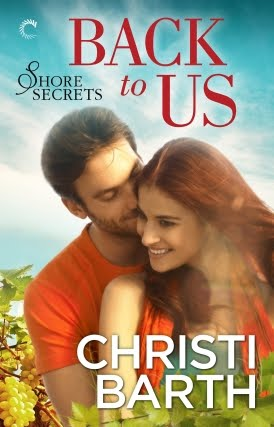 Book 3, Shore Secrets Trilogy