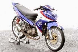 cara modifikasi yamaha jupiter z dragq