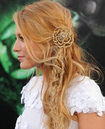 10 Peinados para una boda en playa LaPlanner