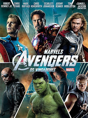 Os Vingadores - BDRip Dual udio