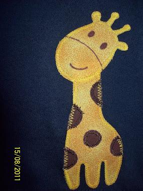 Girafa patchcolgaem