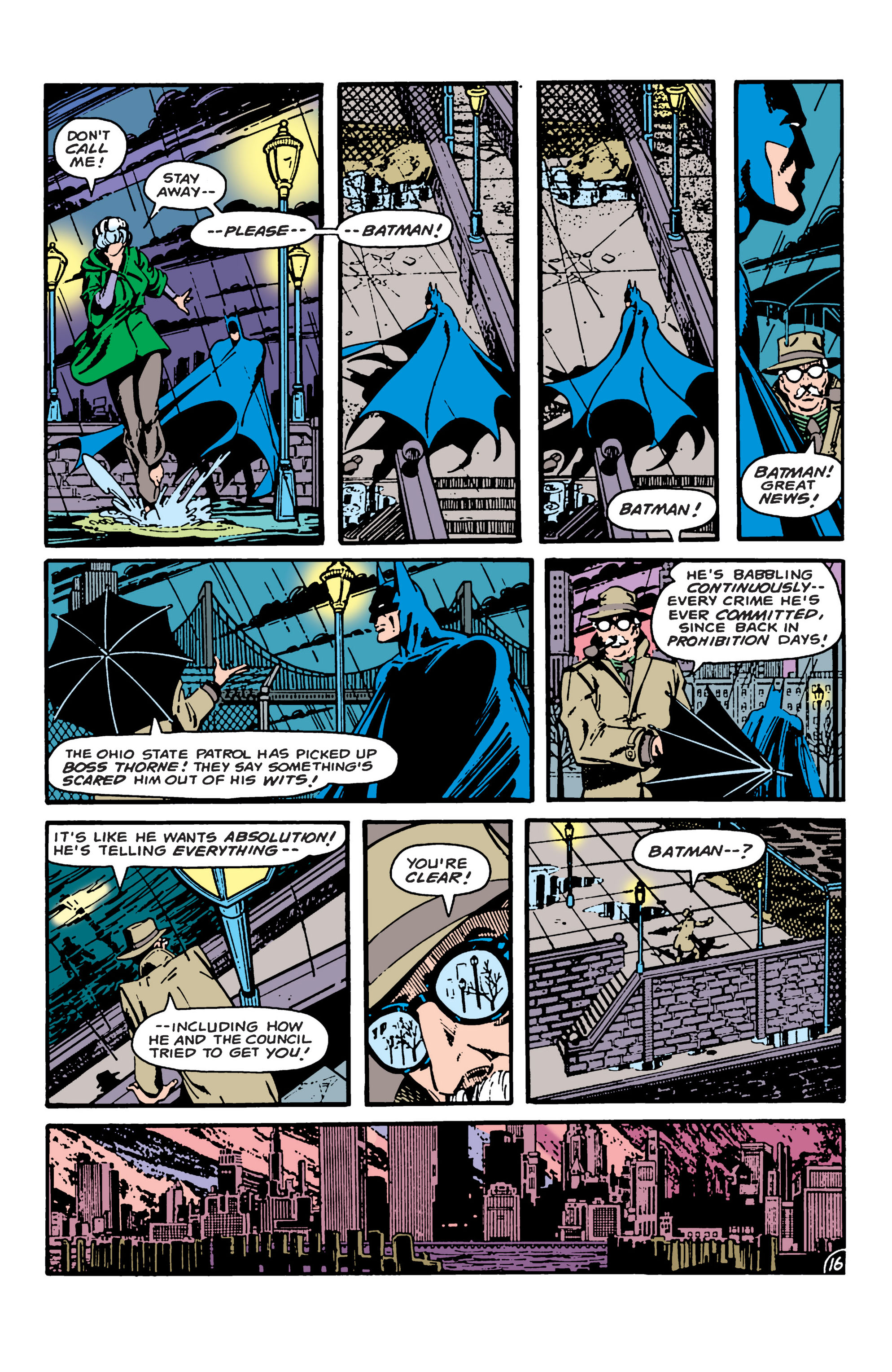Detective Comics (1937) Issue #476 Page 17