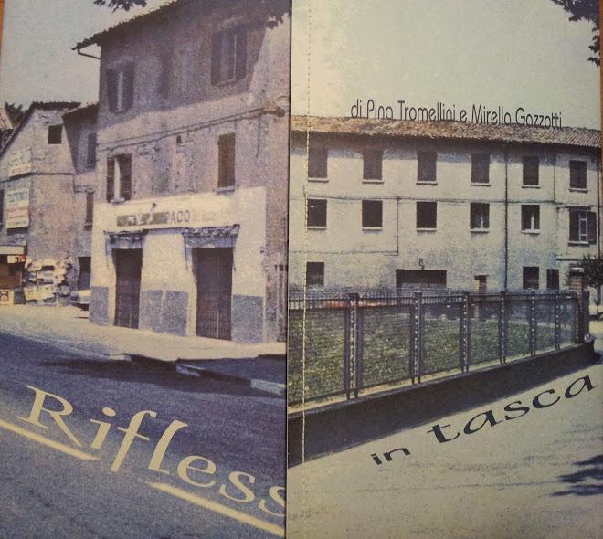 Collana Riflessi nata dalla collaborazione con il Teatro della Fragola e il Teatro dei Quartieri