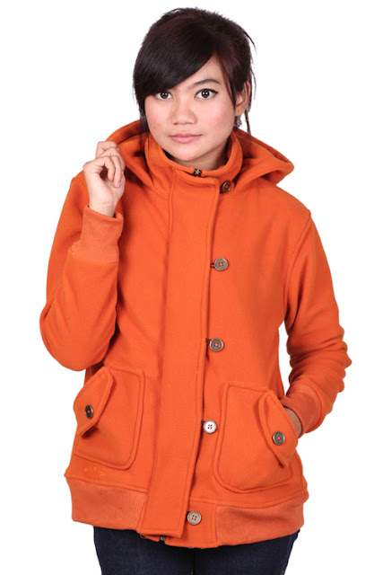 Model Jaket Perempuan Ala Korean Style