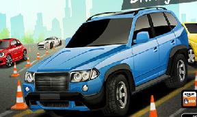 Çılgın Sürücü Oyunu