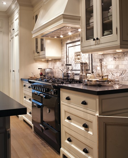 Delorme designs favourite kitchens of all time Kitchens with black appliances