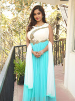 Karunya Chowdary at Sreevatsa Creations movie launch-cover-photo