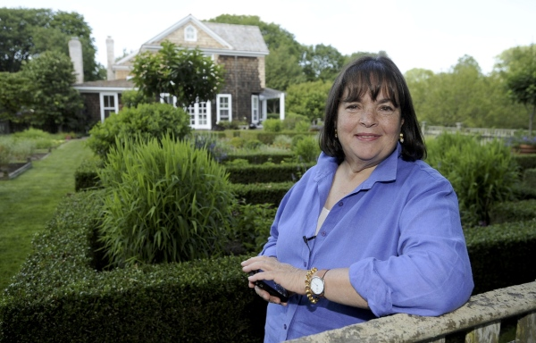 while she ran her successful food business the barefoot contessa