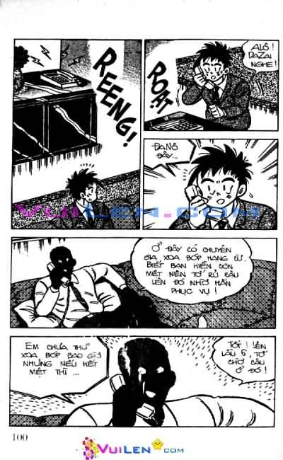 Jindodinho - Đường Dẫn Đến Khung Thành III  Tập 50 page 100 Congtruyen24h