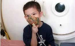 Pemberian Nebulizer Pada  Anak Yang Batuk