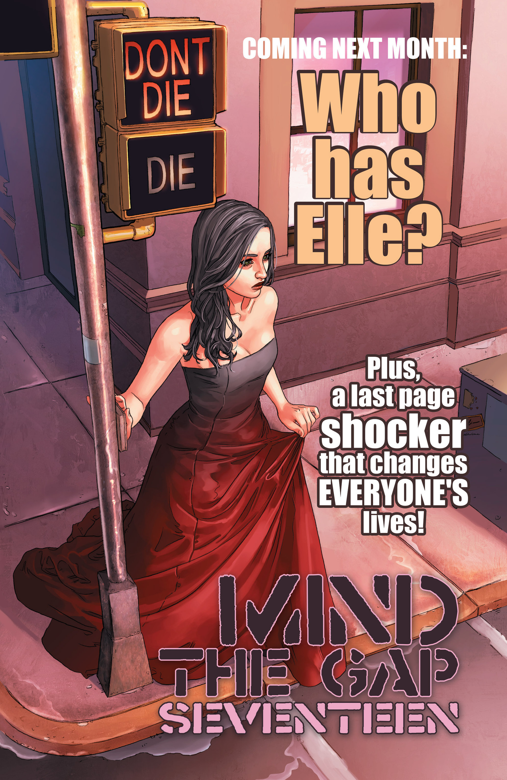Read online Mind The Gap comic -  Issue #16 - 29