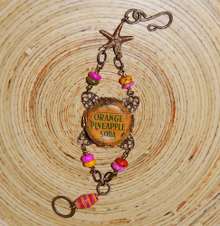 Cold Drink at Sunset bracelet