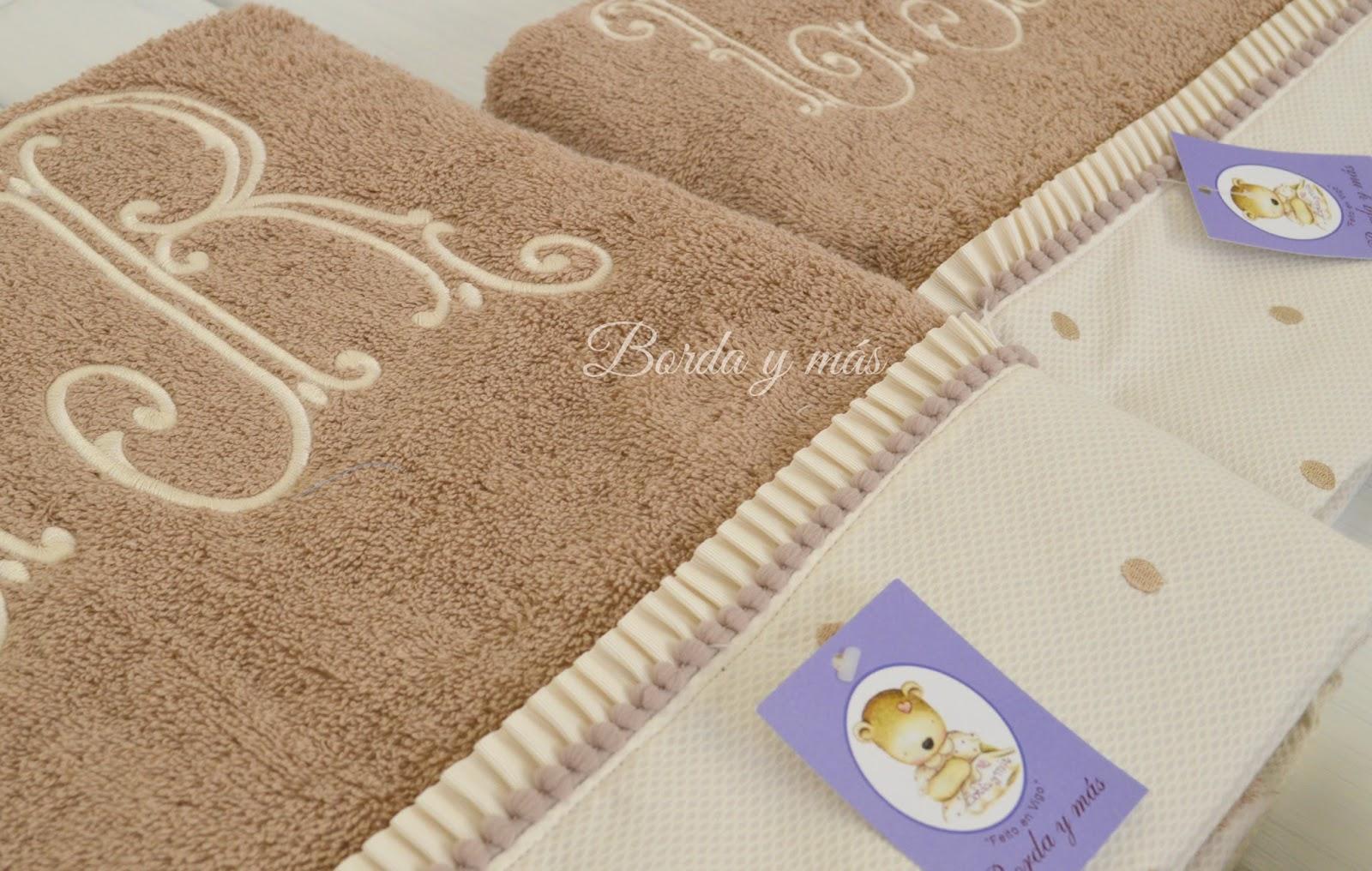 toallas para mamas