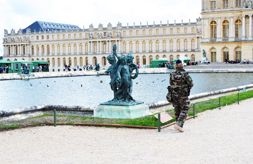 Palace of Versailles Gardens