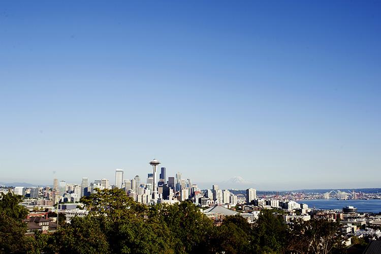 Seattle WA Roadtrip
