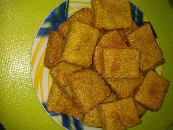 Recette du mbassess frit-المبسس مقلي