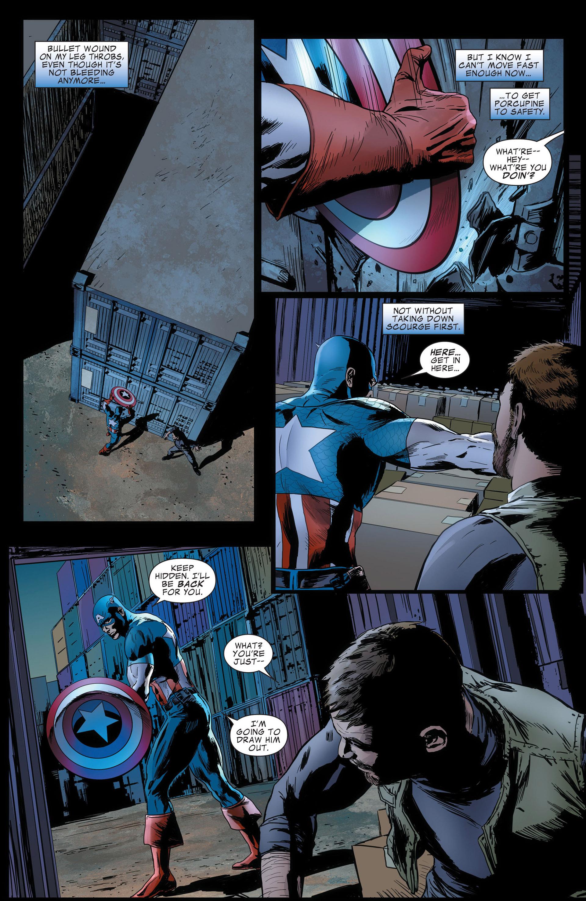 Captain America (2011) Issue #14 #14 - English 3