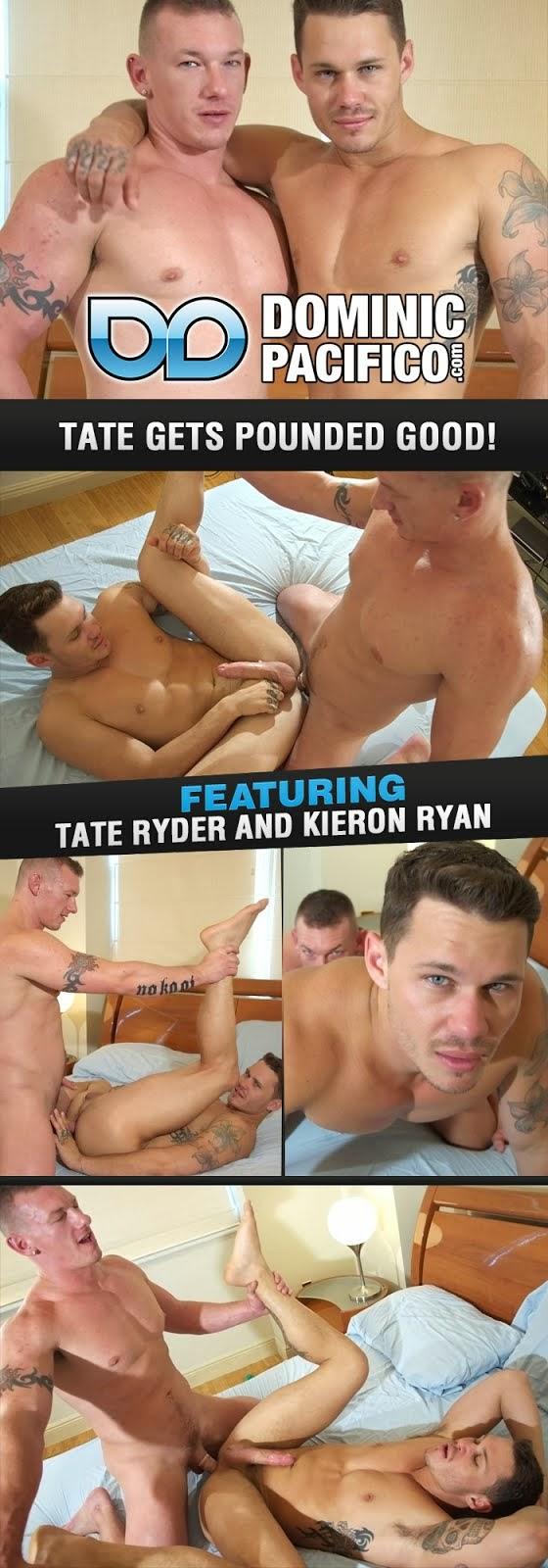 Tate gets Pounded Good