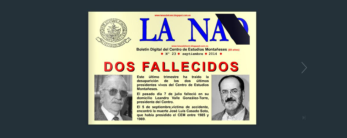 http://issuu.com/centrodeestudiosmontaneses/docs/la_nao_23
