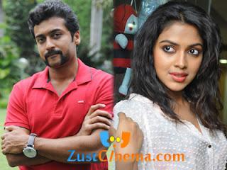 Amala Paul to romance Suriya