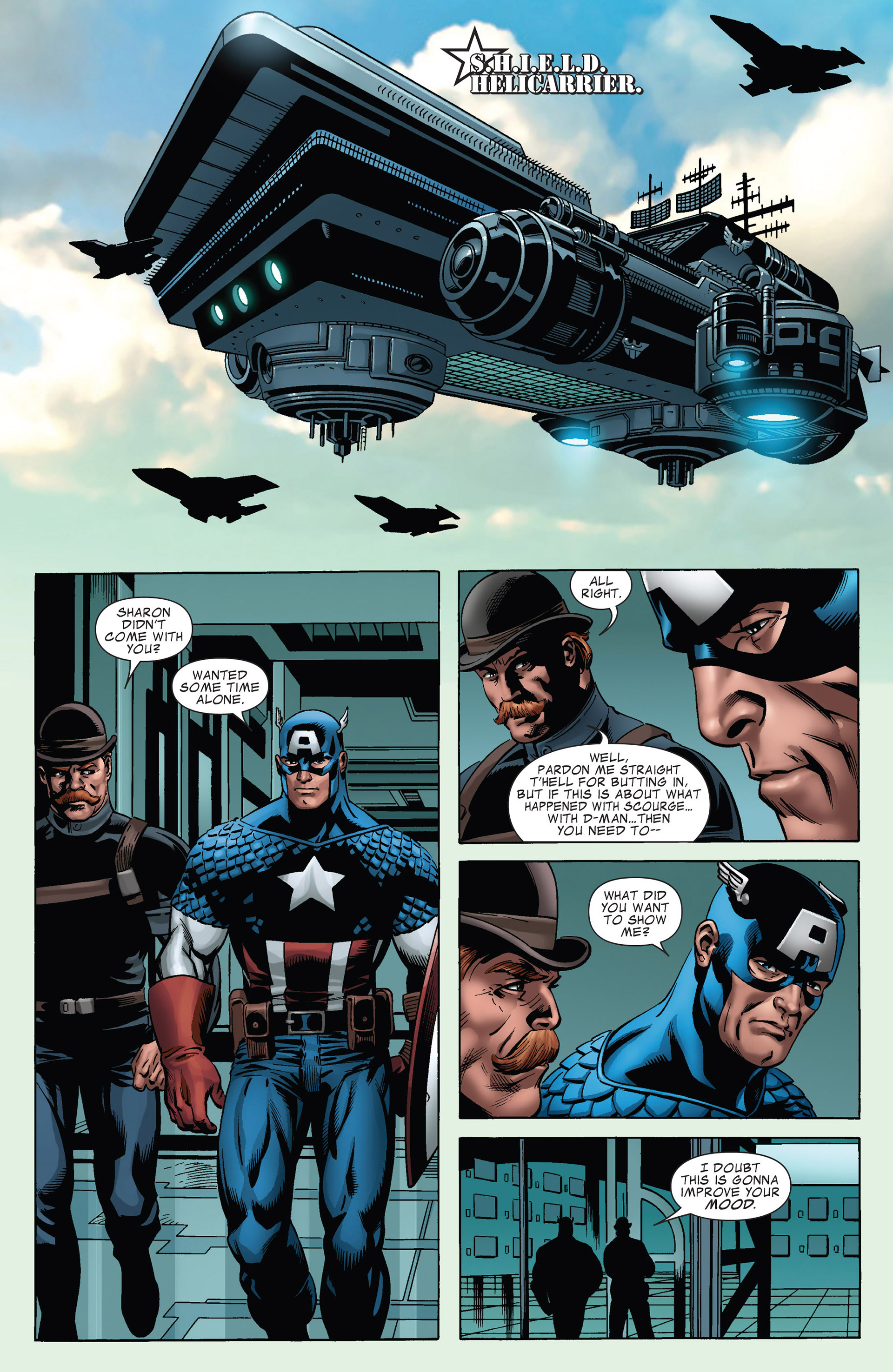 Captain America (2011) Issue #15 #15 - English 18