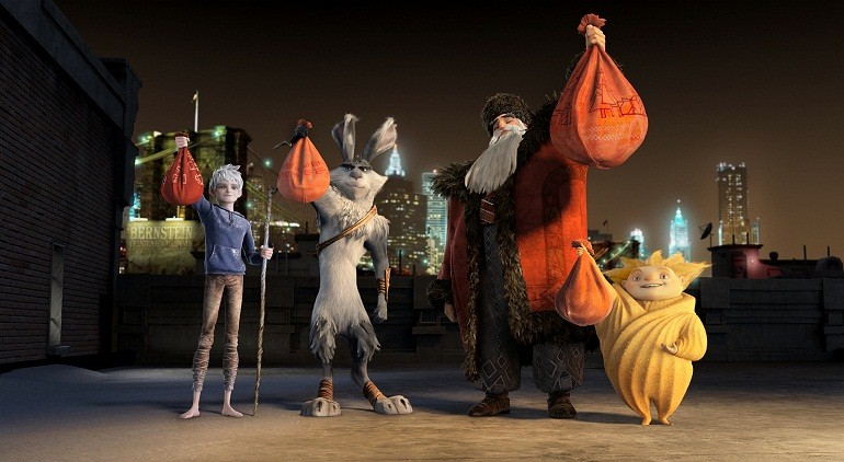 How to watch a movie rise of the guardians