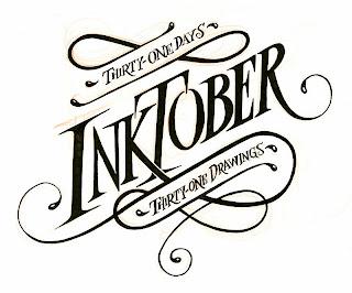 http://mrjakeparker.com/2013/09/30/inktober-2013/