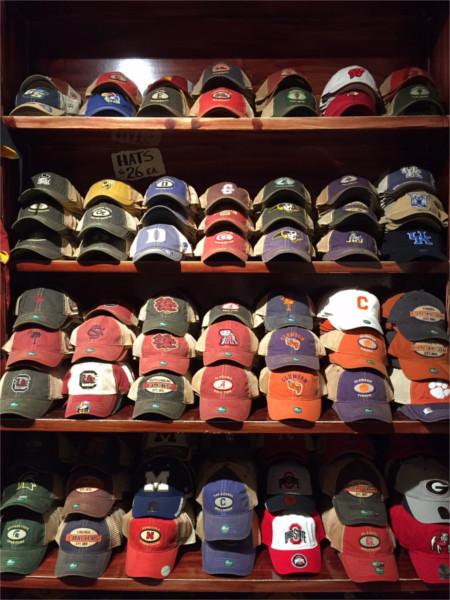 ncaa legacy hats