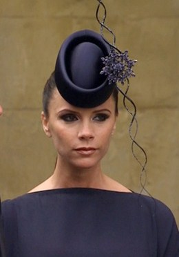 The Royal Wedding In 2017 Was Packed With Woman Eccentric Hats Such As Princess Beatrice And Victoria Beckham