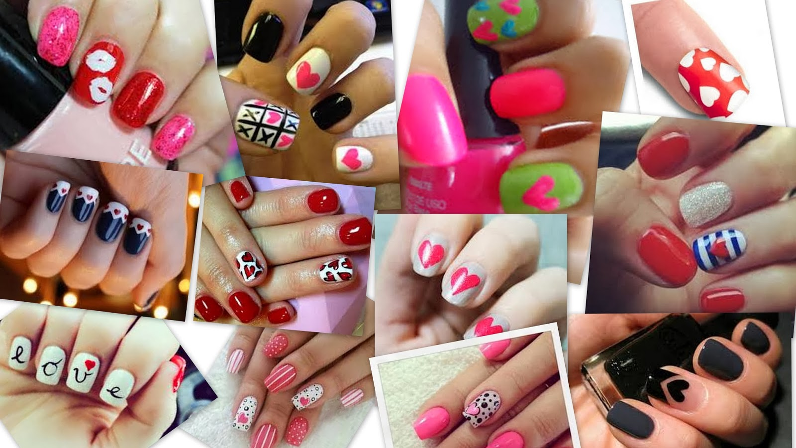la pintura de uñas