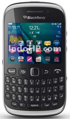 Blackberry Curve 9320 - Harga hp dan Spesifikasi