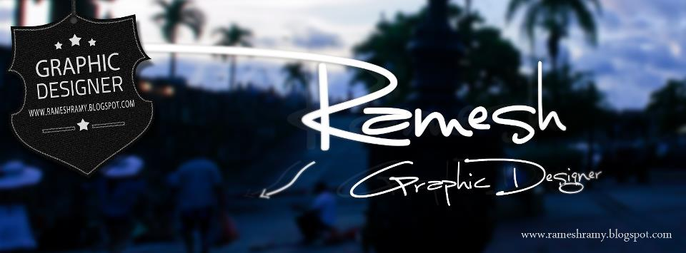 Ramesh Graphic Designer