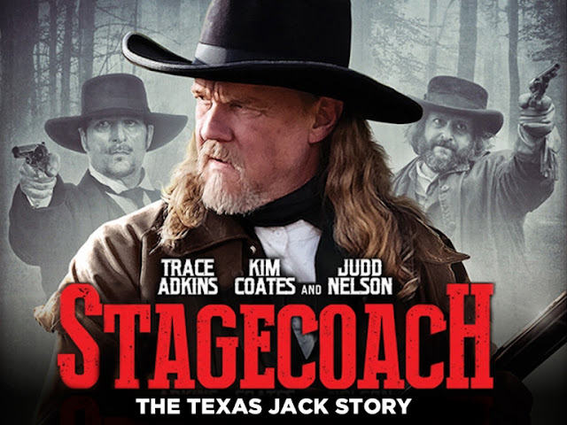 Stagecoach: The Texas Jack Story (2016) ταινιες online seires xrysoi greek subs