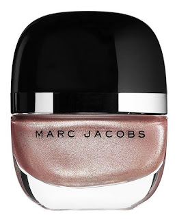 Iridescent nude nail polish by Marc Jacobs