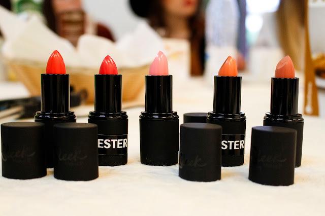 Sleek lipstick labiales hidratante