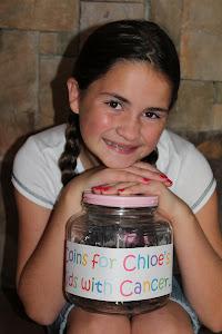 Hi, I'm Chloe :D