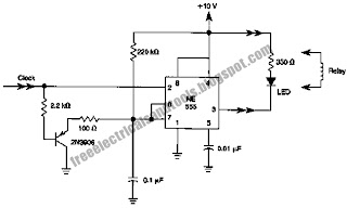 wiring schematic diagram guide missing pulse detector circuit usingthe period of no pulse condition can be adjusted by changing 0,1uf capacitor this circuit assume that active condition is low, and inactive is high