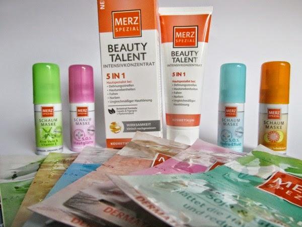 Beautypress Blogger Event - Goodie Bags - Merz Spezial