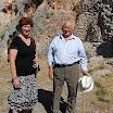 Διαμαντής και Κατερίνα Χαγιά αποτίουν φόρο τιμής για τους ήρωες Βρονταμίτες
