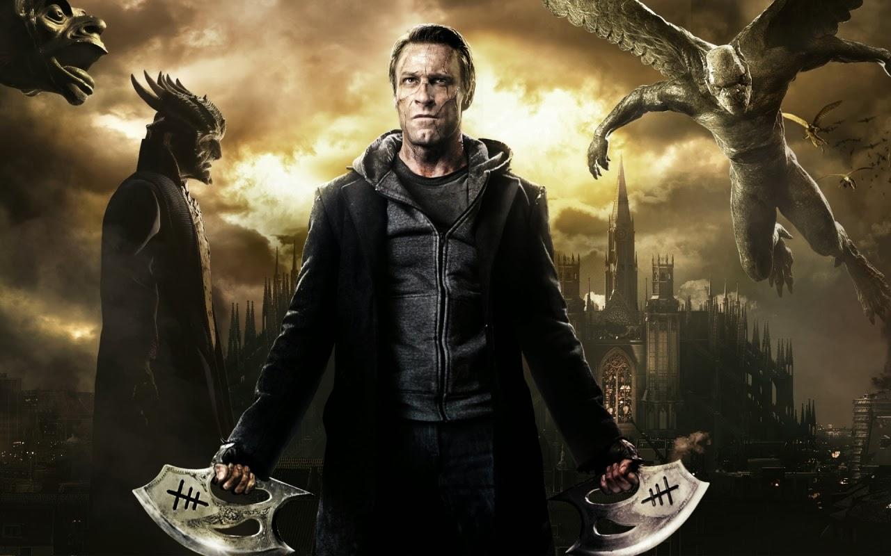 Through Ancient Eyes: I, Frankenstein – 'Possession' A War ...