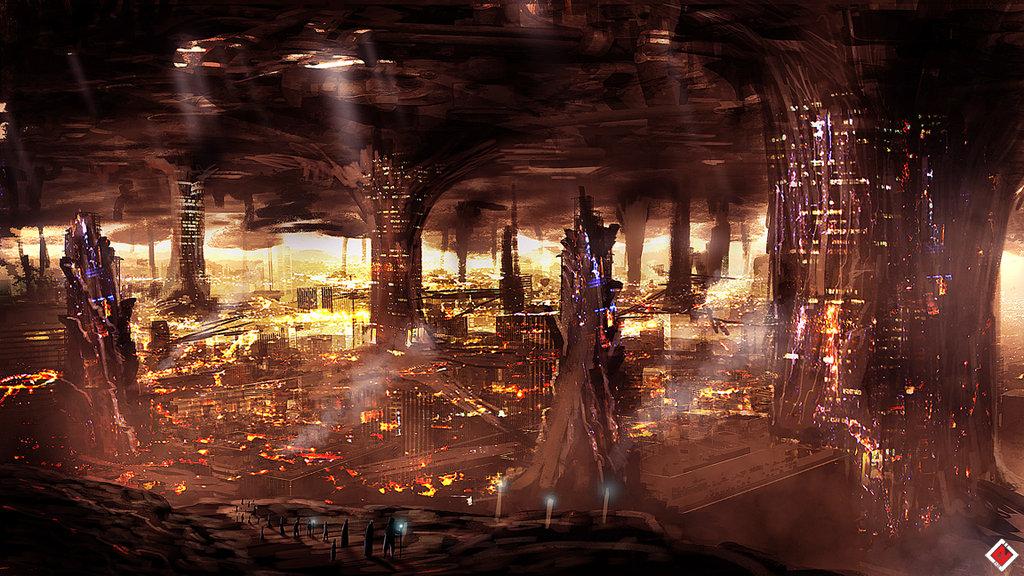 UFO mania: Aliens And Underground Cities