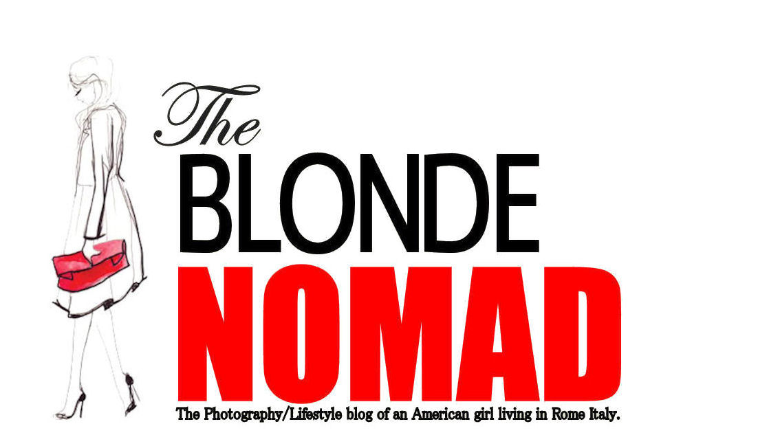 The Blonde Nomad
