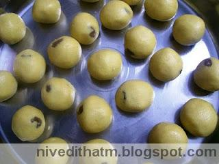 Besan Laddu Recipe