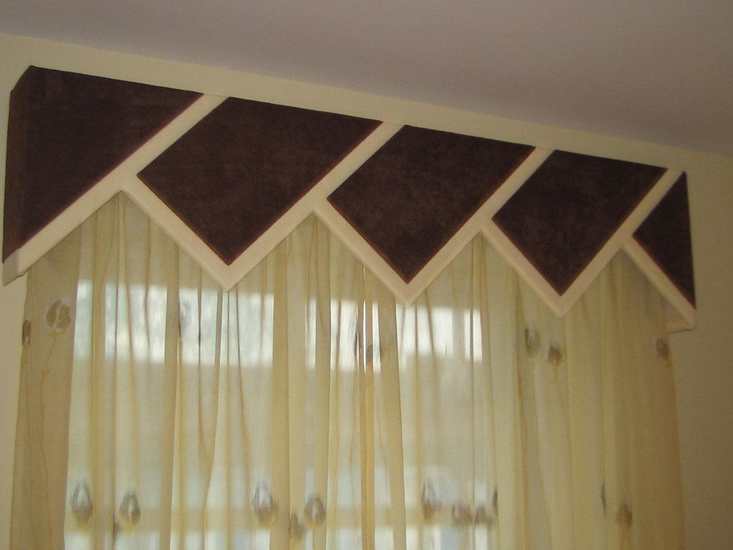 Ideas para decorar el hogar modelos de cenefas para hacer cortinas - Cenefas de cocina modernas ...