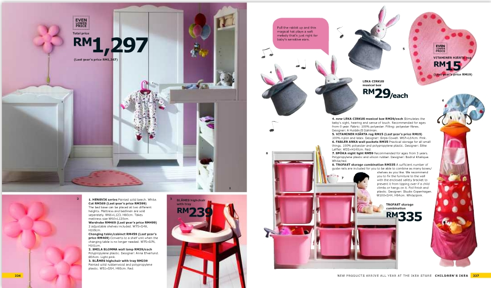 News ikea 2012 new catalog sabrina tajudin malaysia beauty children section always makes me excited and cant wait for me to have kids of my own sciox Choice Image